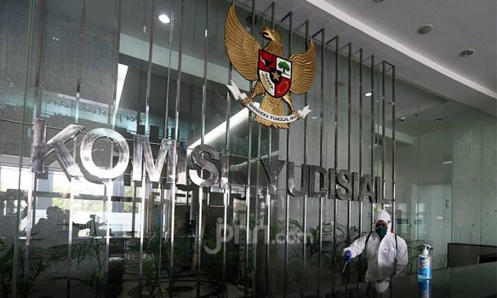 Gedung Komisi Yudisial Disterilisasi - JPNN.com
