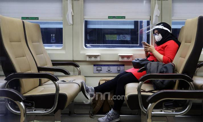 PT KAI Tambah 5 Perjalanan Kereta Api Jarak Jauh - JPNN.com