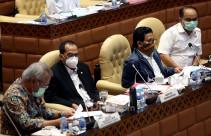 Komisi V DPR Bersama Tiga Menteri Bahas Hapsem BPK - JPNN.com