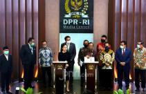 Pemerintah Sampaikan Surat Presiden dan Draft RUU BPIP - JPNN.com