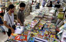 Penjualan Buku Tahun Ajaran Baru Terimbas COVID-19 - JPNN.com