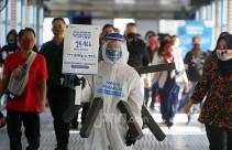 PT Transjakarta Kampanyekan Protokol Kesehatan - JPNN.com