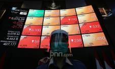 IHSG Ditutup Melemah 0,37 % Atau 18,79 Poin - JPNN.com