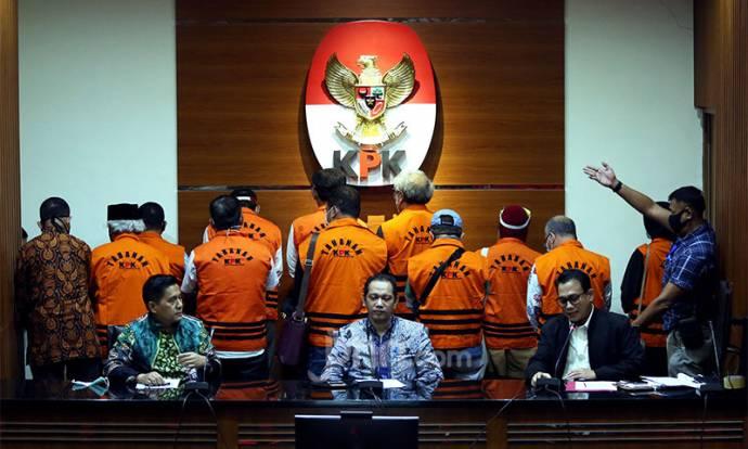 Joss, KPK Tahan 11 Mantan Anggota DPRD Sumut