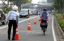 Jalur Sepeda Diperpanjang Hingga Medan Merdeka Barat - JPNN.com