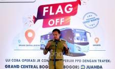Angkutan Permukiman Jabodetabek Premium Mulai Diujicobakan - JPNN.com