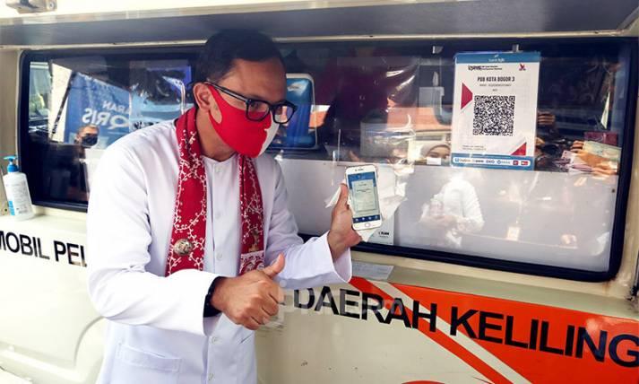 Pembayaran PBB Lewat QRIS Hadir di Kota Bogor - JPNN.com