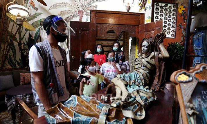 Wisata Edukasi Rumah Keramik Kembali Dibuka - JPNN.com