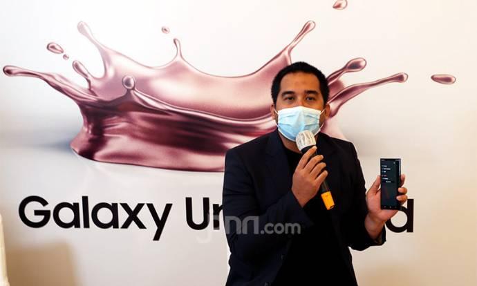 Fitur Baru, Samsung Galaxy First Look Lebih Agresif