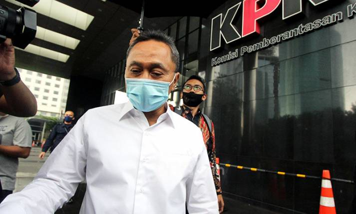 Zulhasan Bersaksi di Sidang Alih Fungsi Hutan - JPNN.com