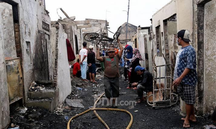 Kebakaran Tambora Sisakan Duka Bagi 382 KK - JPNN.com