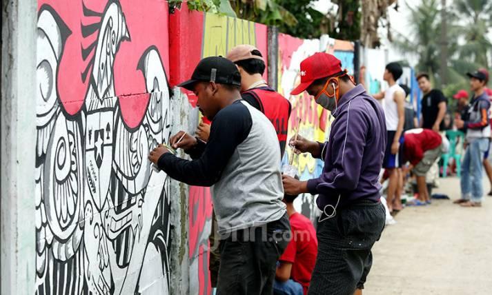 Warga Sambut HUT ke-75 Kemerdekaan RI Penuh Suka Cita - JPNN.com