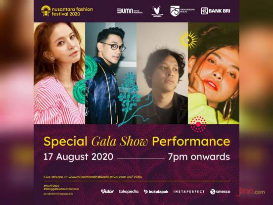 Special Gala Show Performance NUFF 2020