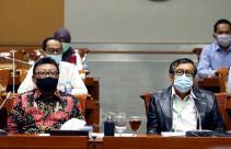 Komisi III DPR Bersama Pemerintah Putuskan RUU MK - JPNN.com