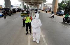 Total 46.134 Ribu Orang telah Ditindak Karena Melanggar Protokol Kesehatan di Jakarta - JPNN.com