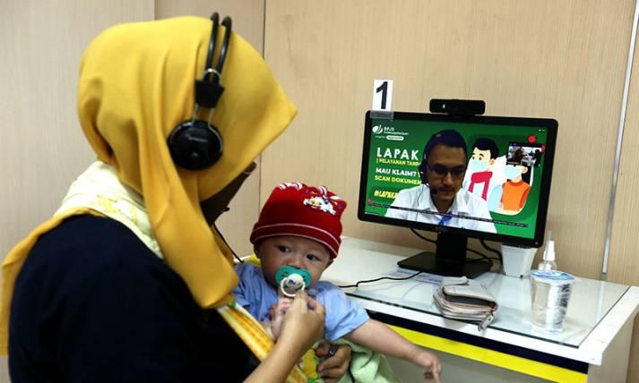 Lapak Asik, Aplikasi Hasil Inovasi BPJamsostek di Masa Pandemi - JPNN.com