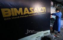 Hadirkan Bilik Mandi Bimasakti untuk Dekontaminasi Petugas Covid-19 - JPNN.com