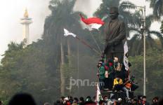 Desak Jokowi Batalkan Cipta Kerja, KSBSI Bakal Demo Beruntun di Depan Istana - JPNN.com
