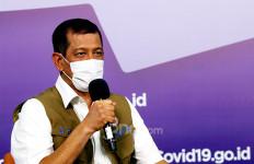 Kabar Baik dari Pak Doni Monardo Soal Kasus Aktif Covid-19 di Indonesia - JPNN.com