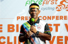Cerita Raja Sapta Oktohari soal Presiden Jokowi Gila Olahraga - JPNN.com