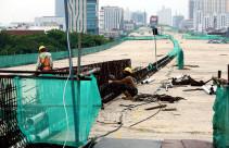 Progres Proyek Tol Kelapa Gading-Pulogebang - JPNN.com