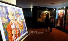 Pameran Seni Creative Freedom to Heal the Nation - JPNN.com