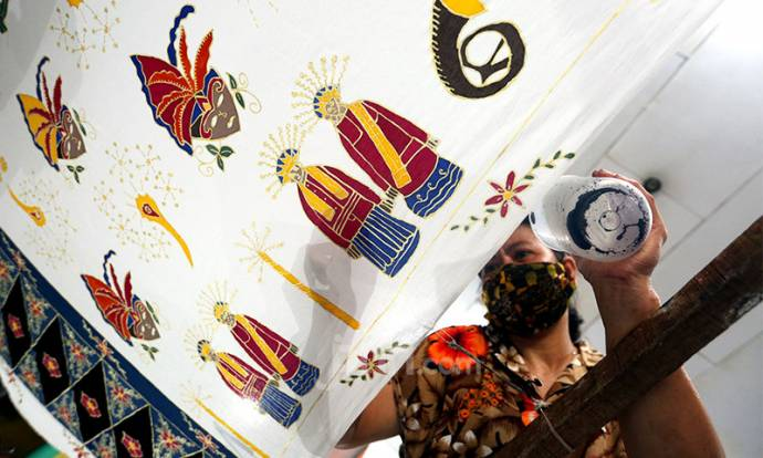 Rumah Batik Palbatu Hadirkan Edisi Jakarta Terkini
