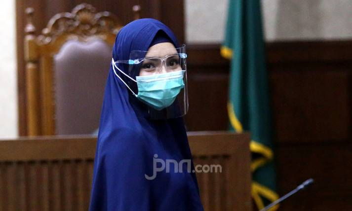 Hakim Tolak Kabulkan Eksepsi Jaksa Pinangki - JPNN.com