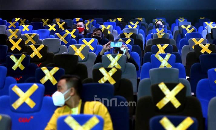 Sejumlah Bioskop di Jakarta Mulai Beroperasi Lagi - JPNN.com