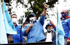 Kawal Demo Buruh, Presiden KSPSI: Kami Akan Penuhi Setiap Sudut MK Saat Sidang - JPNN.com