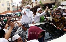Polisi Naikkan Kasus Kerumunan Rizieq Shihab ke Penyidikan - JPNN.com