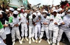 5 Berita Terpopuler: Puluhan Massa Aksi Demo FPI Reaktif Covid-19, Ridwan Kamil Minta Semua Patuh, 155 Ditangkap - JPNN.com