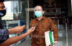 Pernyataan Marzuki Alie di KPK Usai Jadi Saksi Kasus Suap Penanganan Perkara - JPNN.com