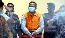 Konferensi Pers KPK tentang OTT Terhadap Menteri Edhy Prabowo