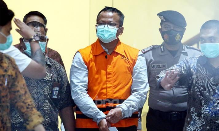 Konferensi Pers KPK tentang OTT Terhadap Menteri Edhy Prabowo - JPNN.com