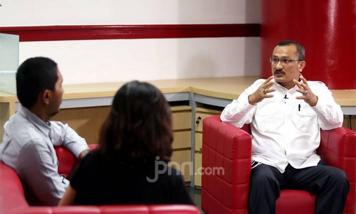 Ferdinand Hutahaean 'Ngompol' di JPNN.com - JPNN.com