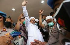 Pemerintah Bubarkan Front Pembela Islam, Habib Rizieq: Enggak Pusing, Besok Saya Bentuk Lagi! - JPNN.com