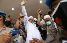 Habib Rizieq Adakan Perlombaan di Rutan Bareskrim, Isra Mikraj Jadi Meriah - JPNN.com