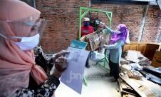 Tambah Pendapatan di Masa Pandemi Melalui Bank Sampah - JPNN.com