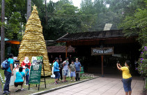 Ajak Warga Jaga Alam & Lingkungan Lewat Pohon Natal dari Botol Plastik Bekas - JPNN.com