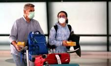 Suasana Bandara Soekarno Hatta Jelang Masa Penolakan Kedatangan WNA - JPNN.com