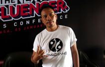 Vicky Prasetyo Hadiri Jumpa Pers The Next Influencer - JPNN.com
