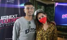 Rafi Ahmad & Nagita Slavina di Jumpa Pers The Next Influencer - JPNN.com
