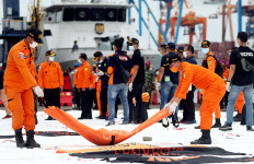 16 Kantong Jenazah sampai RS Polri, Tim DVI Kebut Identifikasi - JPNN.com