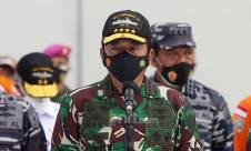 Jumpa Pers Menhub dan Panglima TNI soal Sriwijaya Air SJ182 - JPNN.com