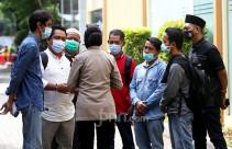 Keluarga Korban Pesawat Sriwijaya Air SJ182 Datangi RS Polri - JPNN.com