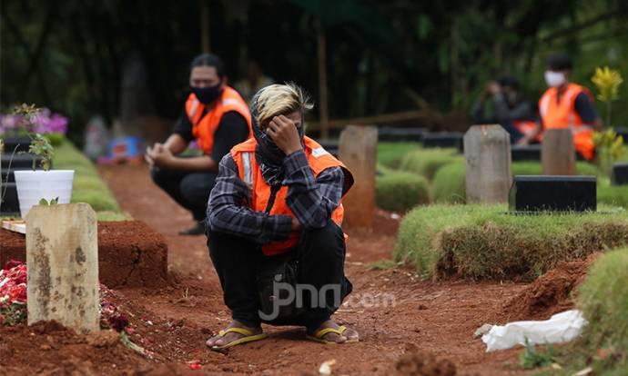 Sanksi Berdoa di Kuburan untuk Pelanggar Protokol Kesehatan