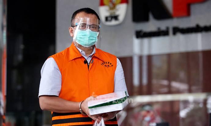 KPK Garap Edhy Prabowo Lagi