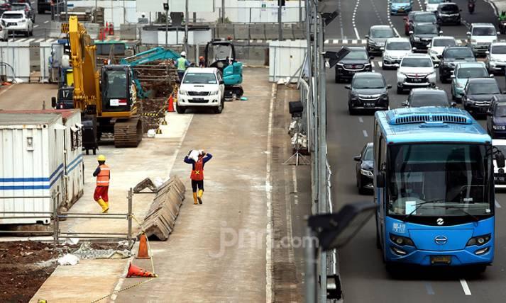 Kelanjutan Proyek MRT Jakarta Fase II di Masa Pandemi - JPNN.com