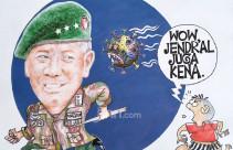 Jenderal Pun Kena Corona - JPNN.com